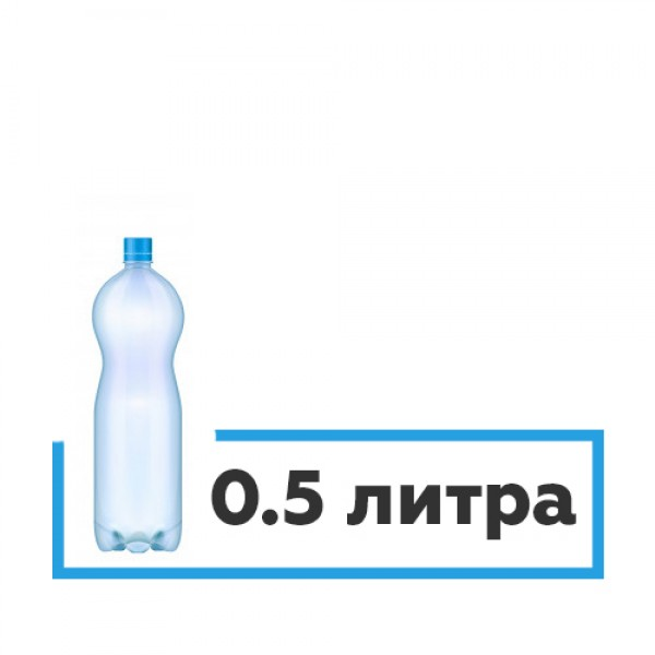 ПЭТ - бутылка 0,5 литр