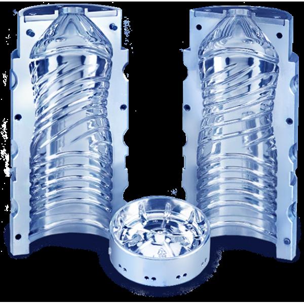 Пресс-формы для полуавтоматического оборудования